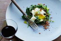 Ode to Ovum / Egg based dishes / by the Butcher & the Baker