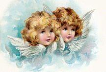 anioły DRUK