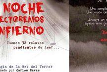 Terror / Novelas del género de terror