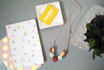 Autumn Kodes Geometric Necklaces