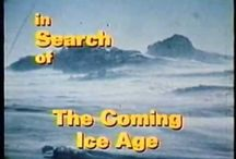 1970s media scare: 'new Ice Age' / Various items from circa 1970-1979, illustrating the 1970s media scare about 'a new Ice Age', which I remember encountering as a boy reading children's science books, in TV and BBC radio documentaries, and also in science fiction.  And yes, I know that today there are a number of Photoshop fakes around, designed to fool climate sceptics -- such as the TIME magazine cover. I've been very careful not to include such fakes.