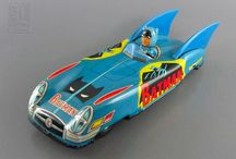 Tin Toys Comics Movie TV Batman / Movie TV Comics Tin Toys
