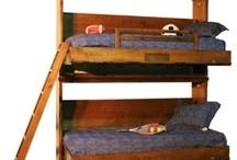 Kids' Bedroom Ideas / by Michelle Frey