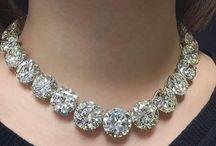 Girocollo di diamanti