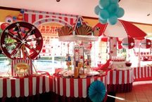 Circus party / by Brandy Mckenzie