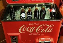 Coca Cola / Anything and Everything Coca Cola...aka Coke. / by Crystal Carpenter