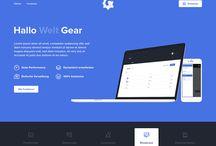 웹 디자이ㄴ