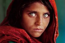 Photography - Steve Mccurry