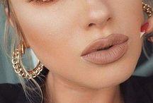 make up ideas/Lip Art