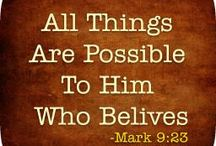Nothing is Impossible to Jesus / Jesus Christ Bible Messages