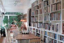 Books Around the House