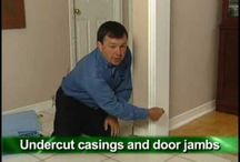 DIY Flooring Installation / For the DIY'er who wants to install their own TORLYS Floor. While this video includes installation instructions for TORLYS Flooring, it offers a great overview on how to install around tricky obstacles.