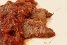 Meat and pork recipes