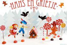 Hansel & Grethel Party