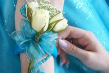 corsages / variedad de pulseras y prendedores florales para baby shower, despedidas y todas ocasiones