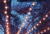 String lights and outdoor lighting ideas
