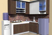 dapur impian saya