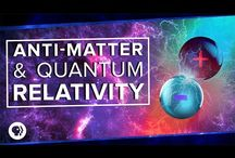 Anti- Matter and Quantum Relativity/ Space Time