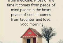 Good Morning & Good Night