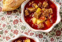 Soepen / Inspiratie voor mooie en avontuurlijke soepen.
