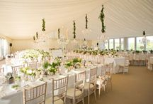 Marquee events / Marquee weddings, dinners and special events