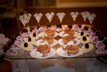 Desserts!  / Whether planning desserts for your Anniversary Celebration or Sweet 16 Birthday or a Wedding Sensational Viennese Display, We have something for You!