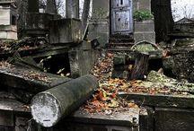 Cemetery , temetők, cimetieres
