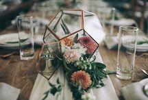 Wedding flowers - Kate and Jono