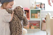 Toys crochet