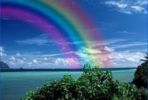 Rainbow in your life...