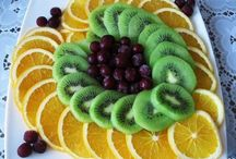 Decor fruits