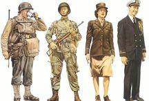 War Uniforms