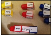 VOCABULARY / Activities, resources and ideas for improving receptive and expressive vocabulary skills