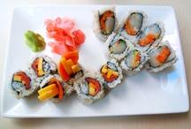 Sushi Bar / Sushi delights in Toronto.