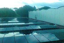 Impianto Fotovoltaico San Casciano Val di Pesa / riqualificazione con smaltimento amianto della copertura di un capannone artigianale con realizzazione di impianto fotovoltaico da 20 kW in totale autoconsumo