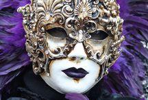 маски карнавал