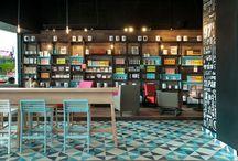 Café and Bar
