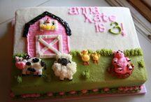 Devi's Birthday Party Ideas / Devi's Barnyard Birthday Bash