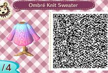 QR de animal crossing ropa 7u7