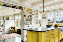Kitchen design / by Aniko @ PlaceOfMyTaste