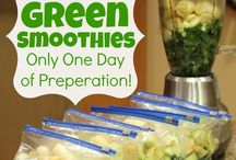 Smoothies & Juicer recipes