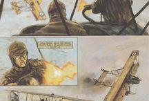 Butterworth: Dogfight Visuals