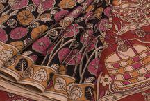 Printed Kalamkari Sarees