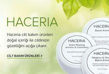 Doğal bakım ürünleri / Cilt bakımı, saç bakımı, vücut bakımı