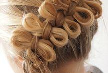 coiffure communions