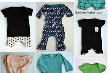 Sewing Patterns Baby