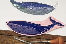 Lino Carving