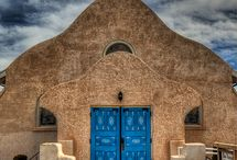 New Mexico - Missions / Missions and Churches