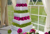 Wedding Cakes / Wedding cakes ideas and inspiration.
