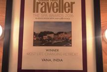 Glimpses from the Condé Nast Awards UK | February 2, 2016 / We are pleased to share news that Vana has been awarded the 'Most Life-Changing Retreat' by Condé Nast Traveller UK.